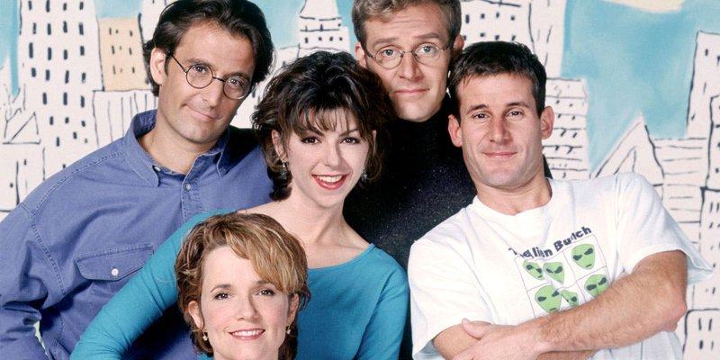 Caroline in the City tv comedy series 1998