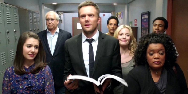 Season 3 - Community tv sitcom episodes guide on Comedy Series Info