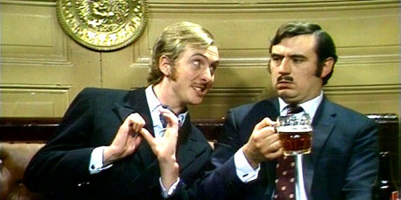 Monty Python's Flying Circus tv comedy series cast on Comedy