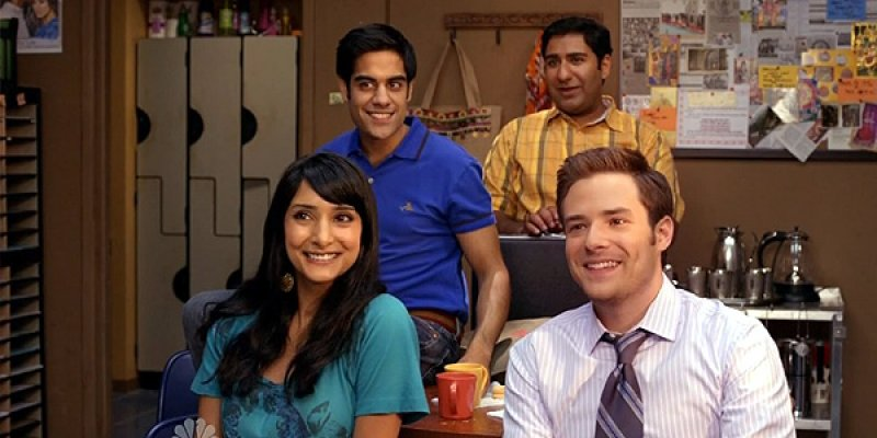 Comedy series like Outsourced on Comedy Series Info