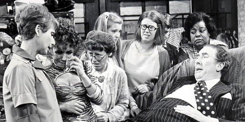 Season 4 - The Rag Trade tv sitcom episodes guide on Comedy Series Info