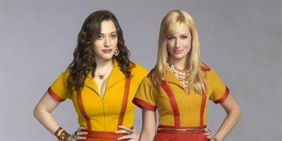 2 Broke Girls tv sitcom American Comedy Series