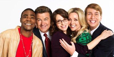 30 Rock tv sitcom American Comedy Series