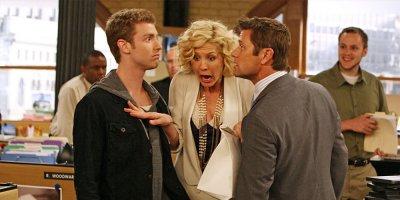 Accidentally on Purpose tv sitcom American Comedy Series