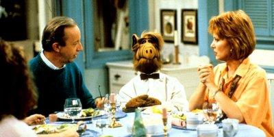 ALF tv sitcom American Comedy Series
