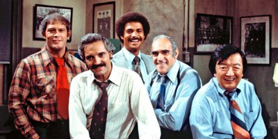 Barney Miller tv sitcom American Comedy Series