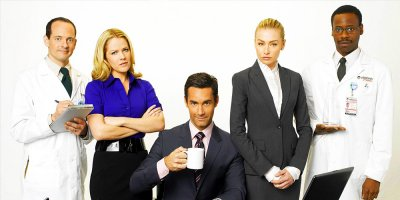 Better Off Ted tv sitcom American Comedy Series
