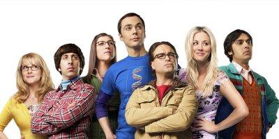 Big Bang Theory tv sitcom American Comedy Series