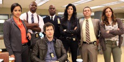 Brooklyn Nine-Nine tv sitcom American Comedy Series