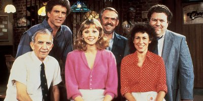Cheers tv sitcom American Comedy Series