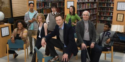 Community tv sitcom American Comedy Series