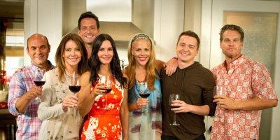 Cougar Town tv sitcom American Comedy Series