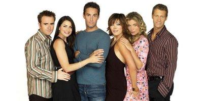 Coupling US tv sitcom American Comedy Series