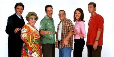 Drew Carey Show tv sitcom American Comedy Series