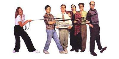 Dweebs tv sitcom American Comedy Series