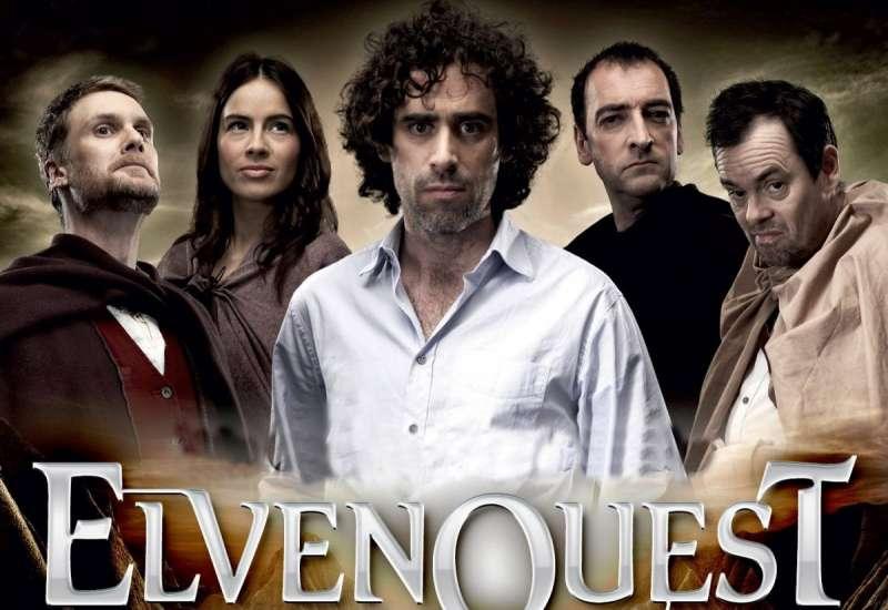ElvenQuest radio comedy series Radio Comedy Series