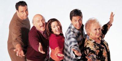 Everybody Loves Raymond tv sitcom American Comedy Series