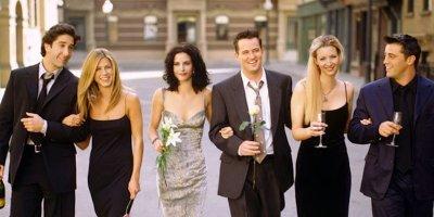 Friends tv sitcom American Comedy Series
