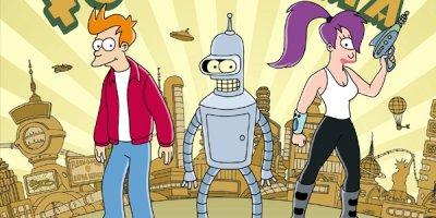 Futurama tv comedy series American Comedy Series