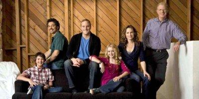 Gary Unmarried tv sitcom American Comedy Series