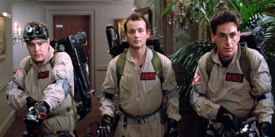 Ghostbusters movie comedy series American Comedy Series