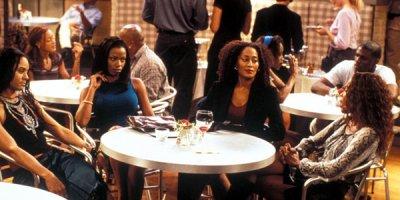 Girlfriends tv sitcom American Comedy Series