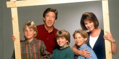 Home Improvement tv sitcom American Comedy Series