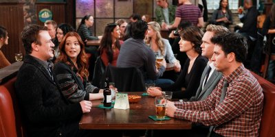 How I Met Your Mother tv sitcom American Comedy Series