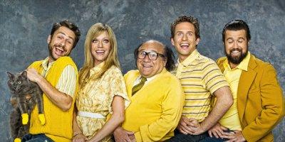 It's Always Sunny in Philadelphia tv sitcom American Comedy Series