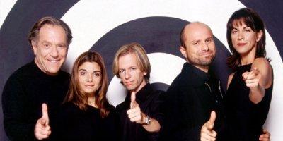 Just Shoot Me! tv sitcom American Comedy Series