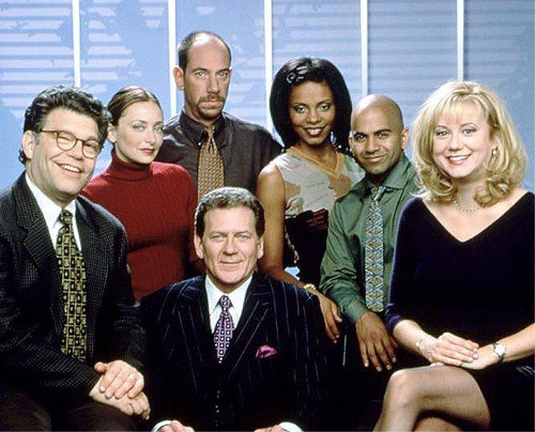 Lateline tv sitcom American Comedy Series