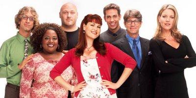 Less Than Perfect tv sitcom American Comedy Series