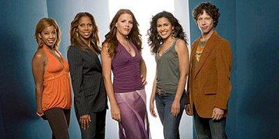 Love Inc tv sitcom American Comedy Series