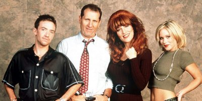 Married with Children tv sitcom American Comedy Series