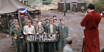 MASH tv sitcom American Comedy Series