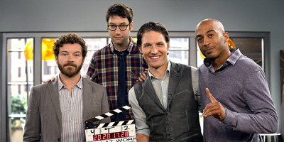 Men at Work tv sitcom American Comedy Series
