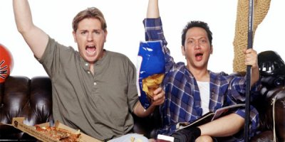 Men Behaving Badly US tv sitcom American Comedy Series