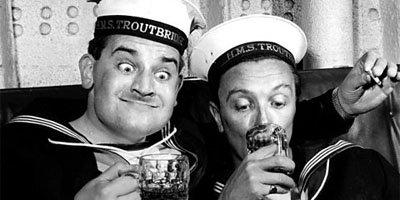 Navy Lark radio comedy series Radio Comedy Series