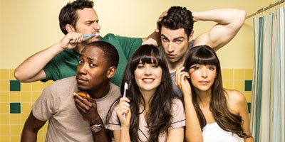 New Girl tv sitcom American Comedy Series