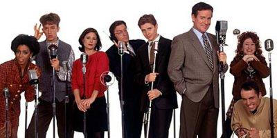 NewsRadio tv sitcom American Comedy Series