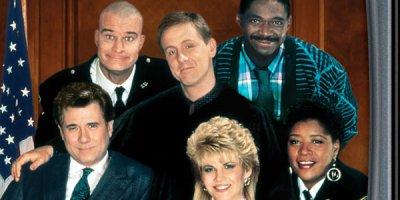 Night Court tv sitcom American Comedy Series