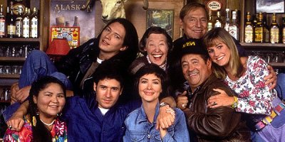 Northern Exposure tv comedy series American Comedy Series