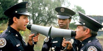 Police Academy movie comedy series American Comedy Series