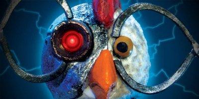 Robot Chicken tv comedy series American Comedy Series