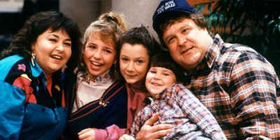 Roseanne tv sitcom American Comedy Series