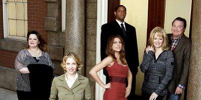 Samantha Who? tv sitcom American Comedy Series
