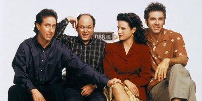 Seinfeld tv sitcom American Comedy Series