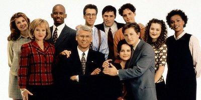 Spin City tv sitcom American Comedy Series