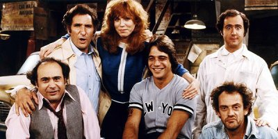 Taxi tv sitcom American Comedy Series