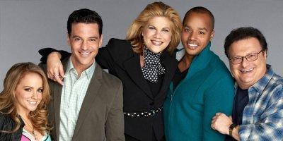 The Exes tv sitcom American Comedy Series